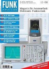 Журнал Funkamateur № 11 2008