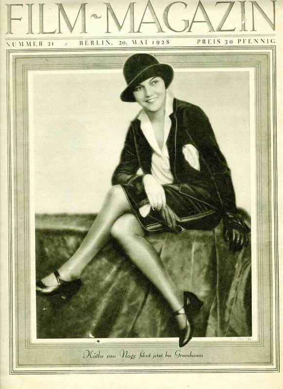 Немецкий журнал 1920-х годов