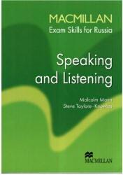 Книга Macmillan Exam Skills for Russia, Speaking and Listening, Говорение, Аудирование, Student s book, 2006