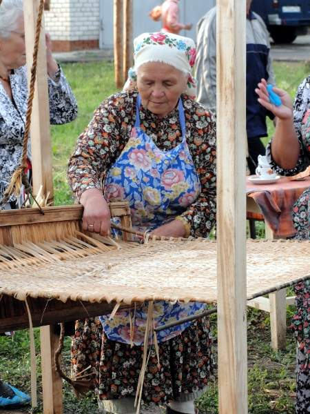 Фестиваль Иске Казан түгәрәк уены