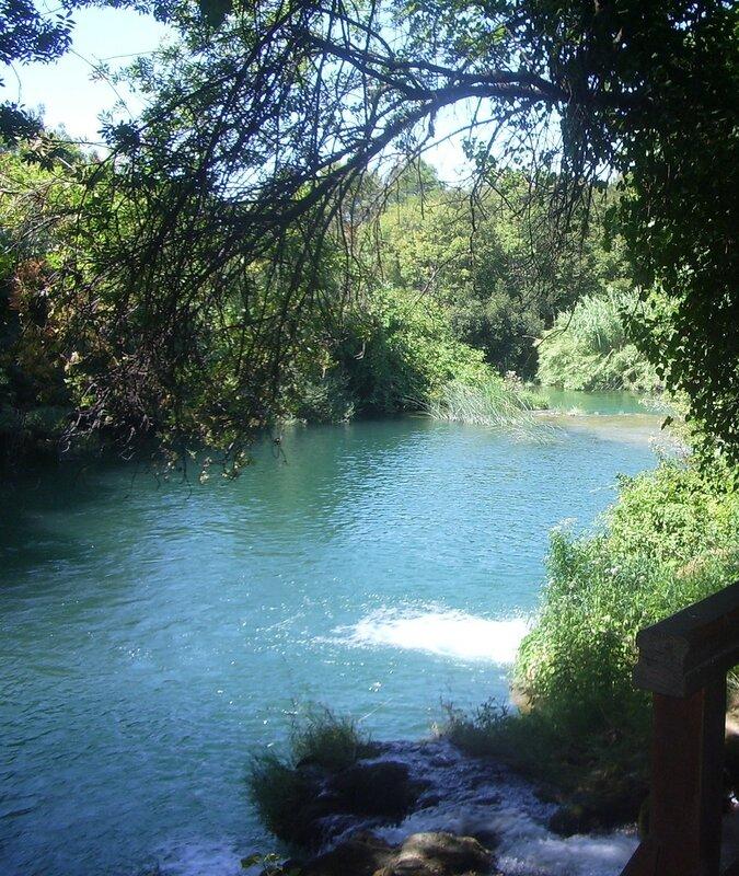 Хорватия, национальный парк Крка (Croatia, Krka National Park)
