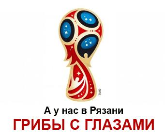 Логотип ЧМ по футболу 2014