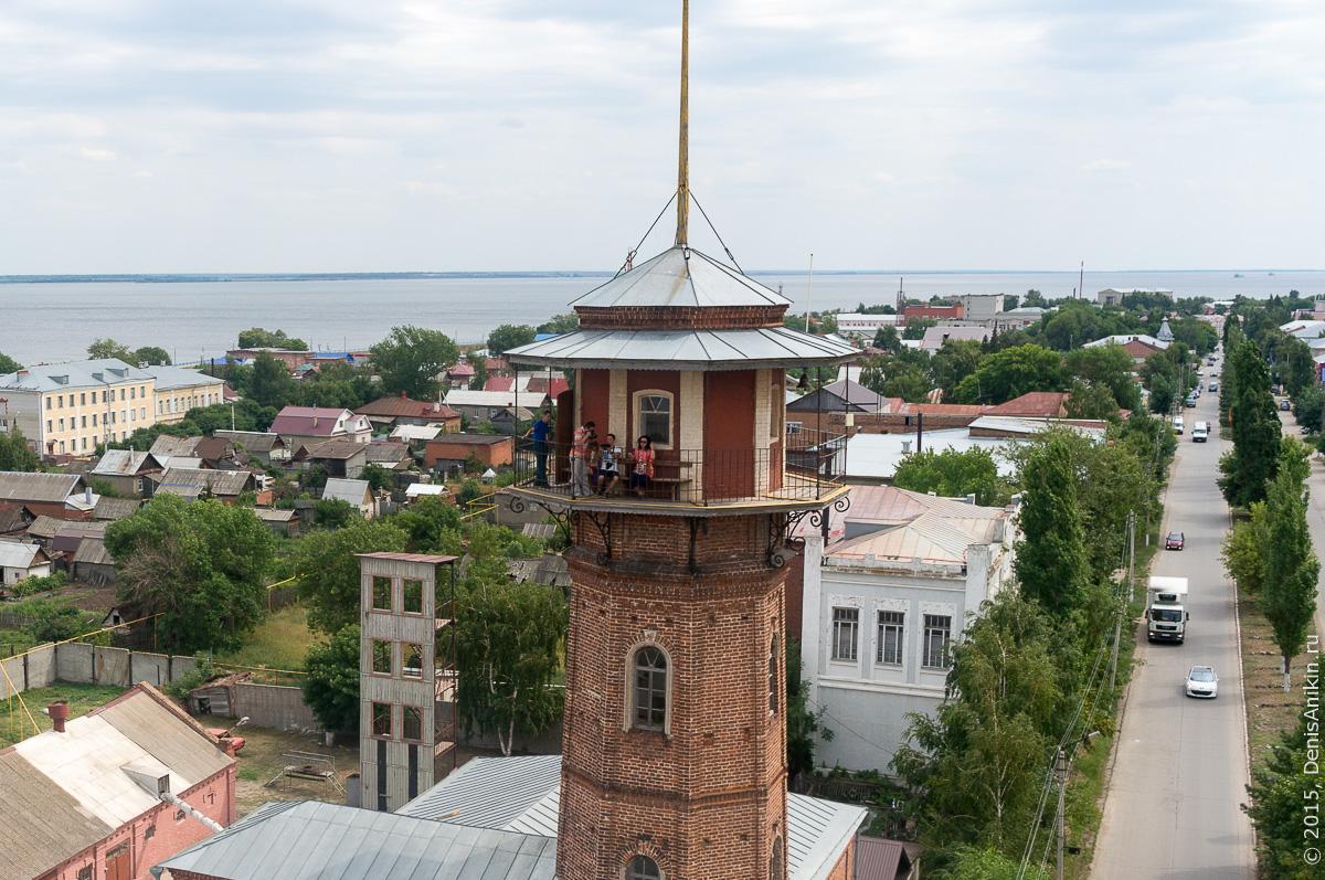 Экспедиция Волга Хвалынск 13