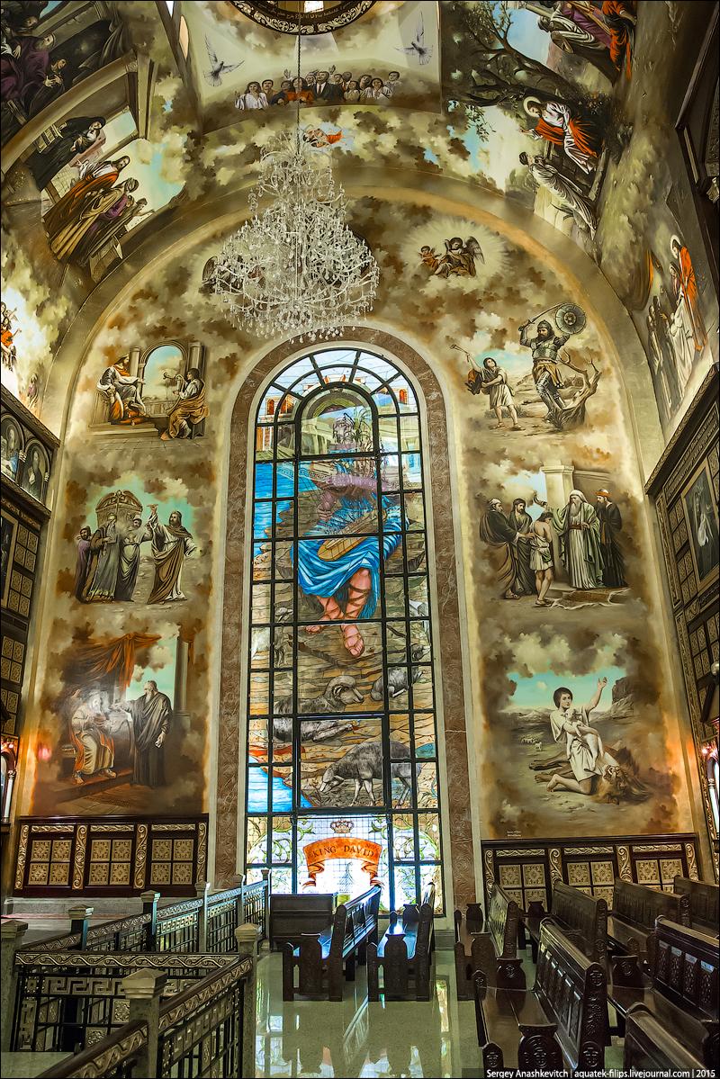 Коптская церковь Шарм-эль-Шейха