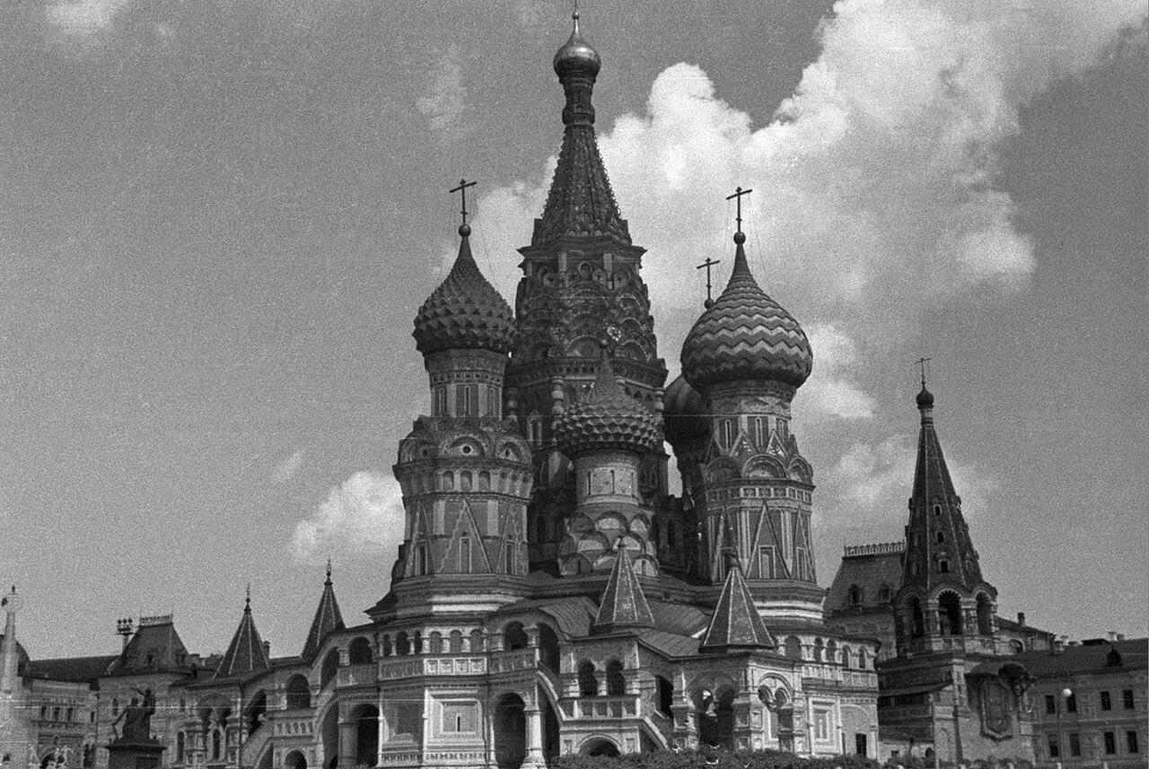 43. Собор Василия Блаженного