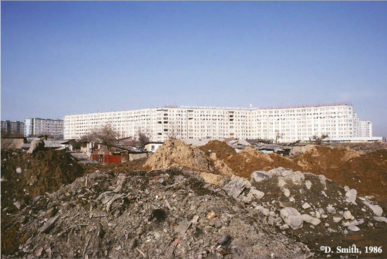 Ташкент. Новый жилой район