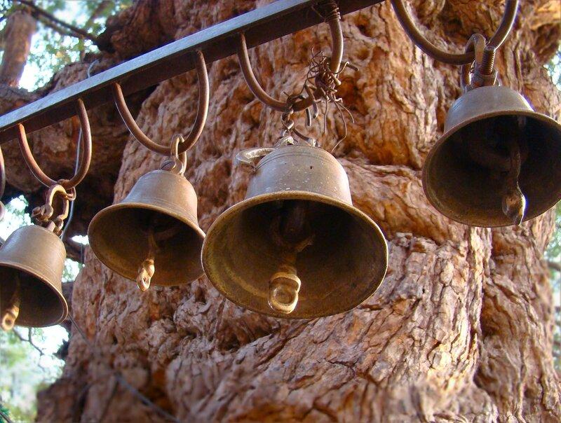 священные колокола Хампи