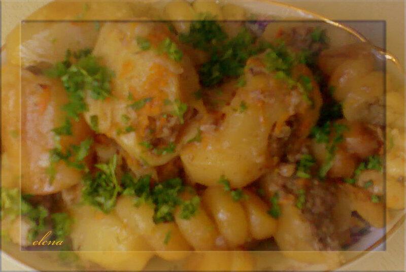 Картошка кулинарные рецепты рецепты
