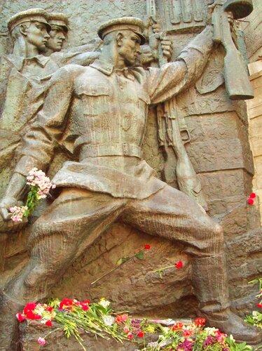 скульптура в гроте