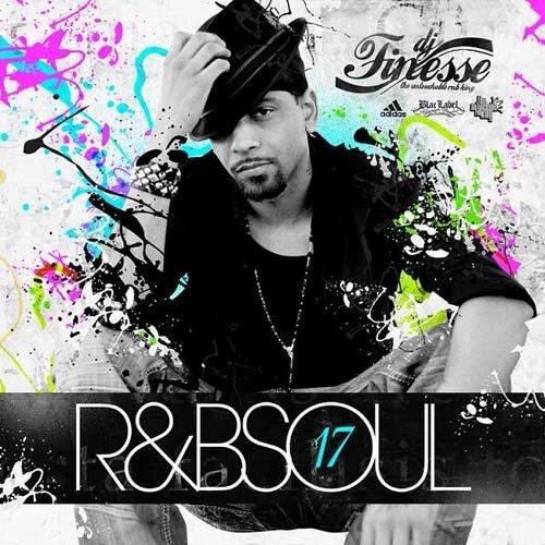 DJ Finesse - R&B Soul 17 (2009)
