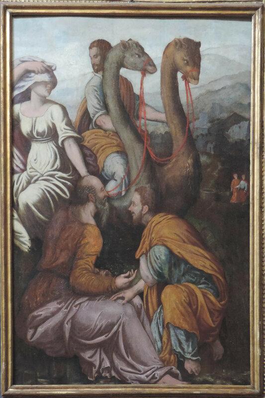 020-Ревекка отправляется к Исааку (Фульвио Пьяцца).JPG