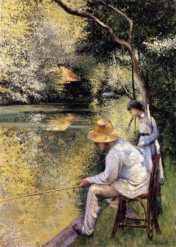 Fishing - 1878 - Private collection - Painting - oil on canvas.jpg