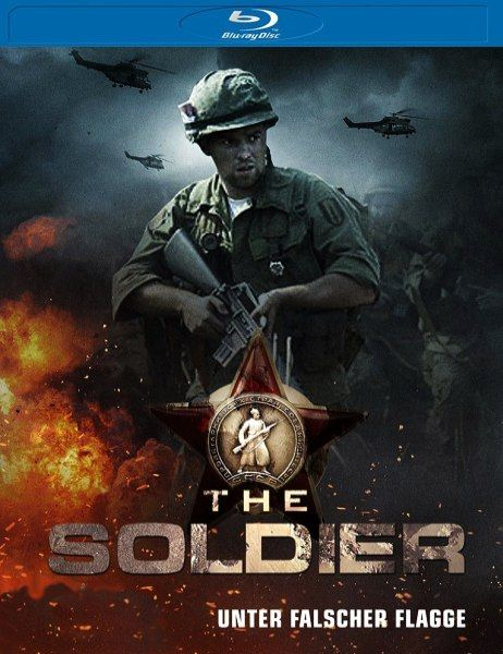 ����� ����� / The Soldier - Unter falscher Flagge (2014/HDRip/1400Mb/700Mb)