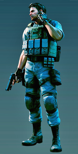 Chris Redfield (Крис Рэдфилд) 0_11892d_9a28811b_L