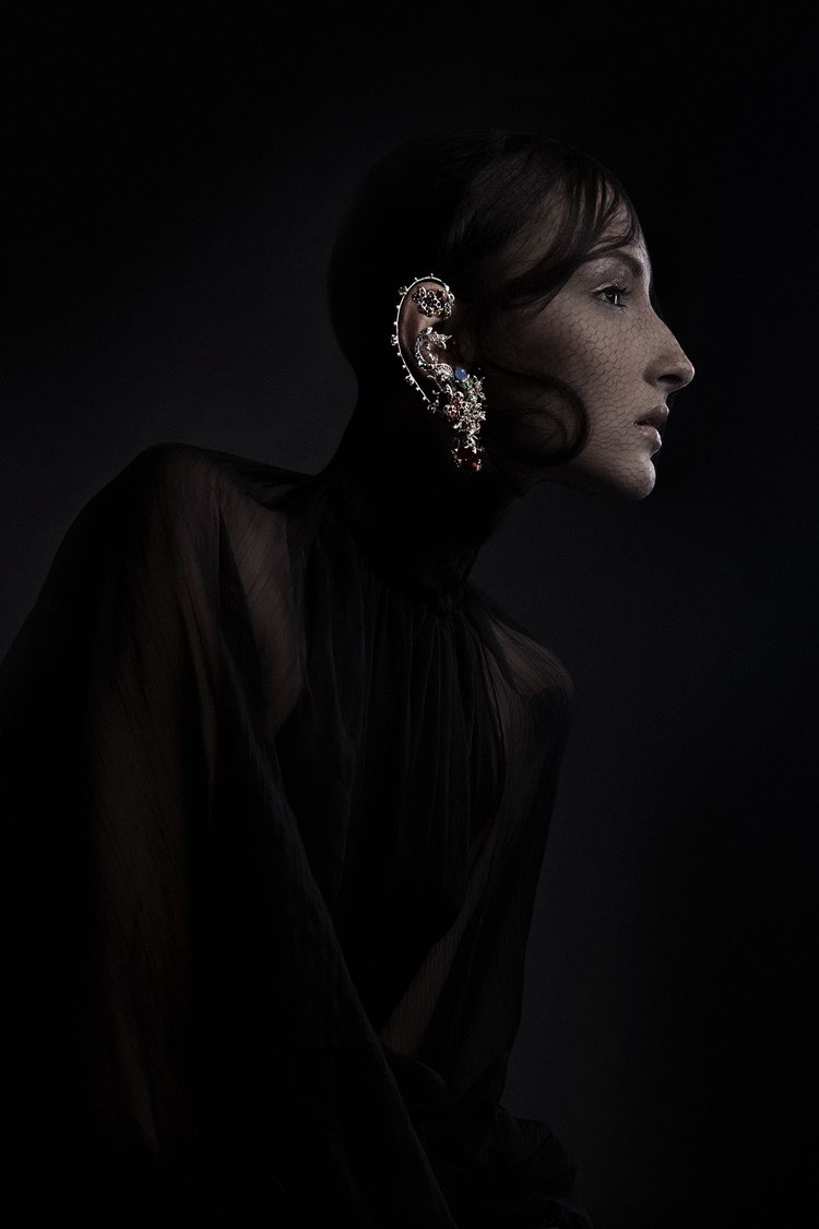 Rafaela Huguenin в фотосессии Hendra Kusuma
