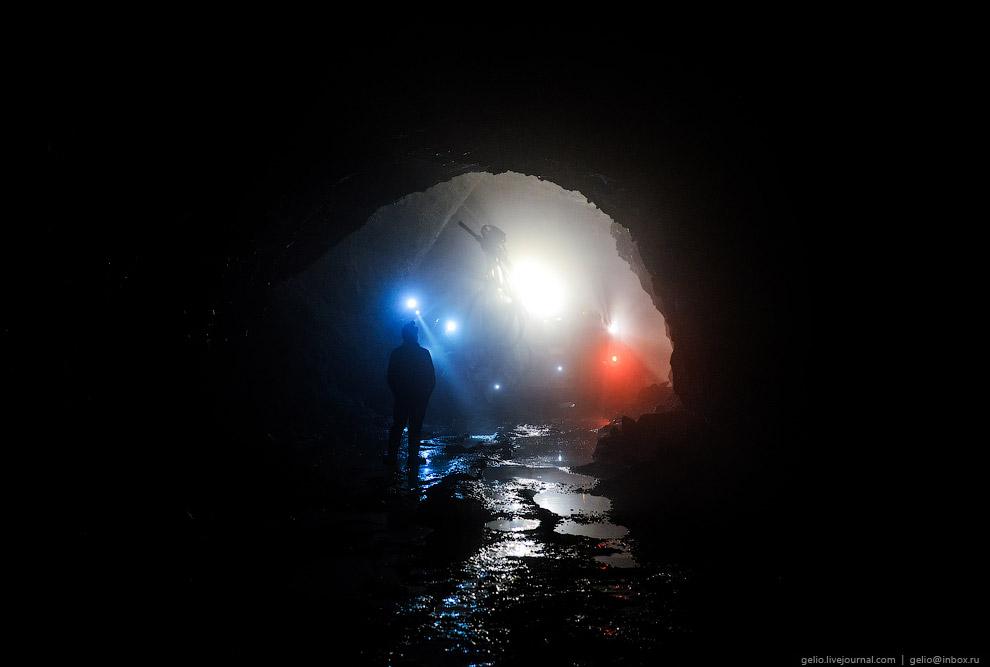 26. Предполагается, что добыча руды с глубоких горизонтов Сафьяновского месторождения будет вестись