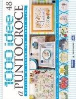 Журнал 1000 Idee a Puntocroce №48 2012
