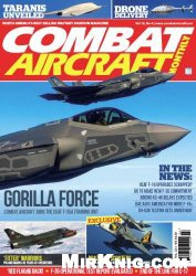 Журнал Combat Aircraft Monthly №4 2014