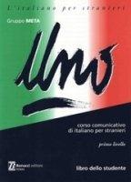 Аудиокнига Uno - Corso comunicativo di italiano per stranieri, primo livello pdf, mp3 (128 кбит/сек) в архиве rar 254,64Мб