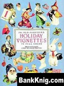 Книга Dover Publication:Old-Fashioned Holiday Vignettes