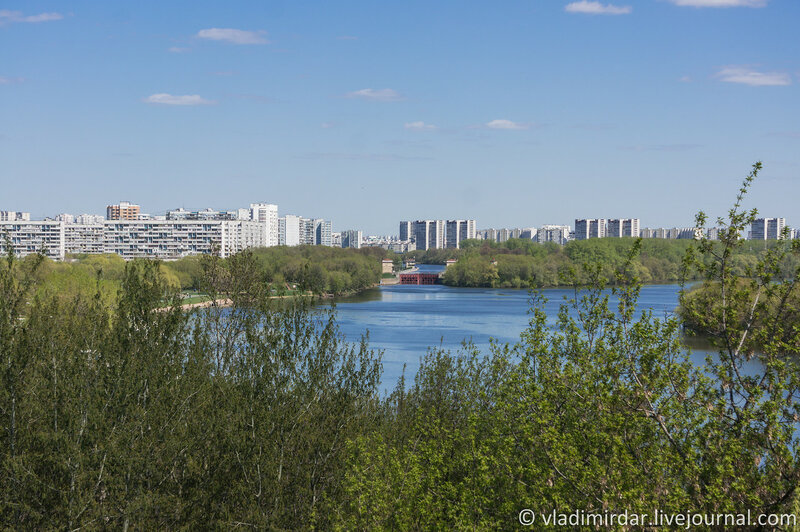 Шлюз № 10 канала им. Москвы. Фокусное 55 мм.