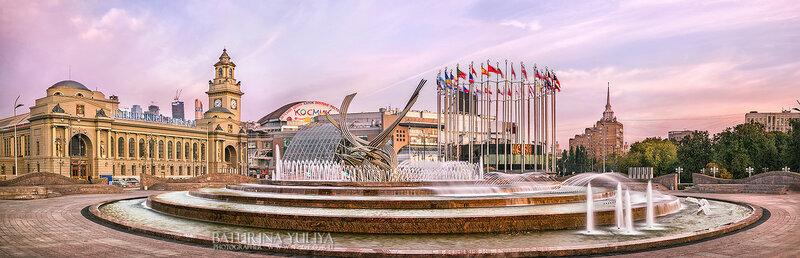 Московская Площадь Европы