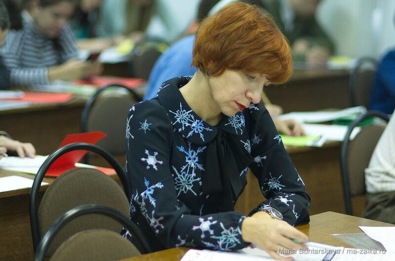 Математический флешмоб 'MathCat', Саратов, ЛИЕН, 28 ноября 2015 года