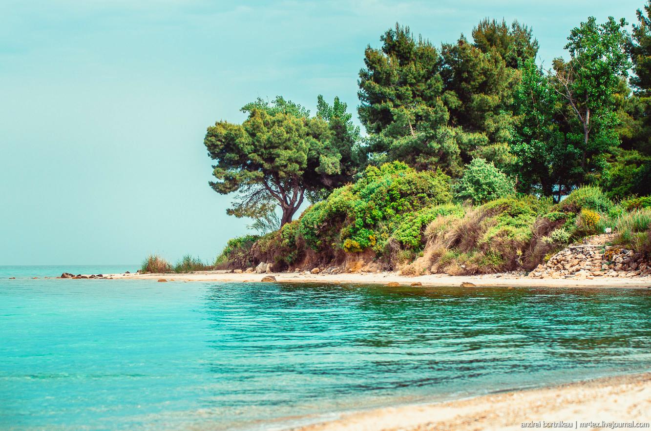 Нудийский пляж. Что скрыто от любопытных глаз?