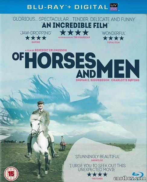 О лошадях и людях / Hross í oss (2013/BDRip/HDRip)