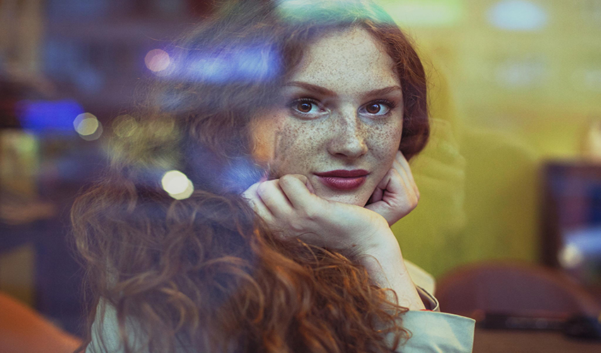 'Freckled' by Maja Topčagić