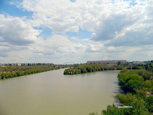 Июль. Канал Волго-Дон