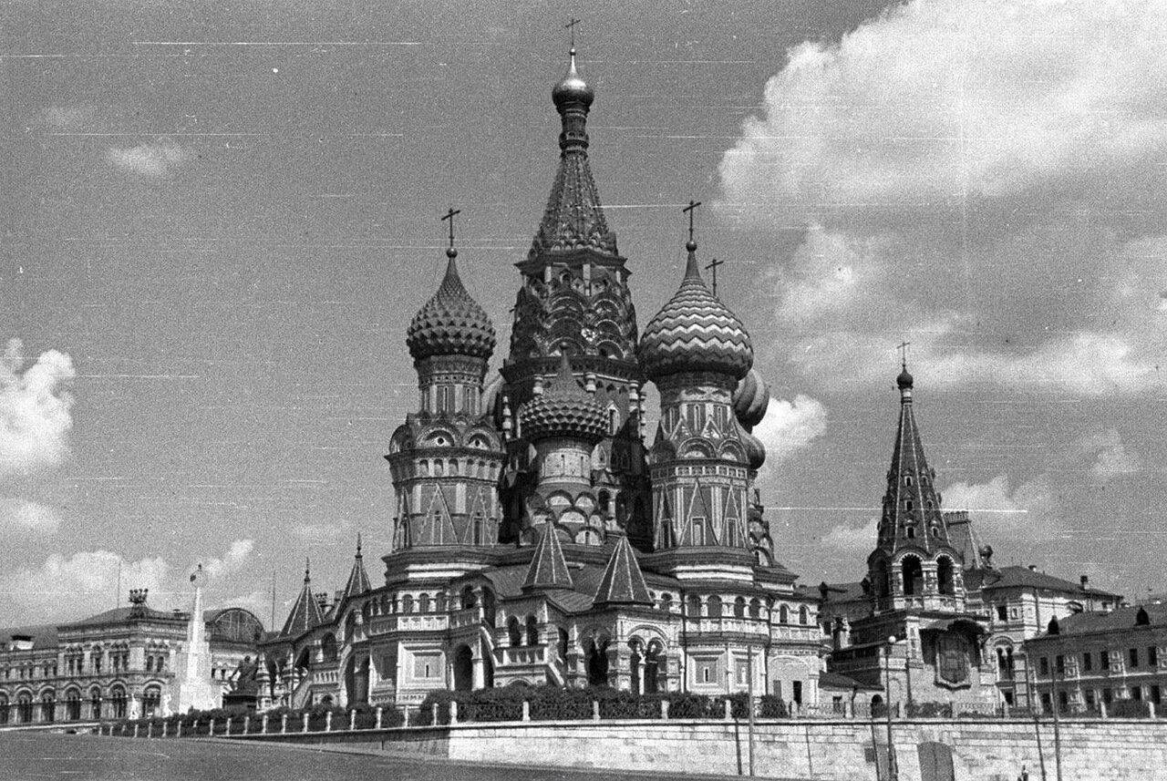 50. Собор Василия Блаженного