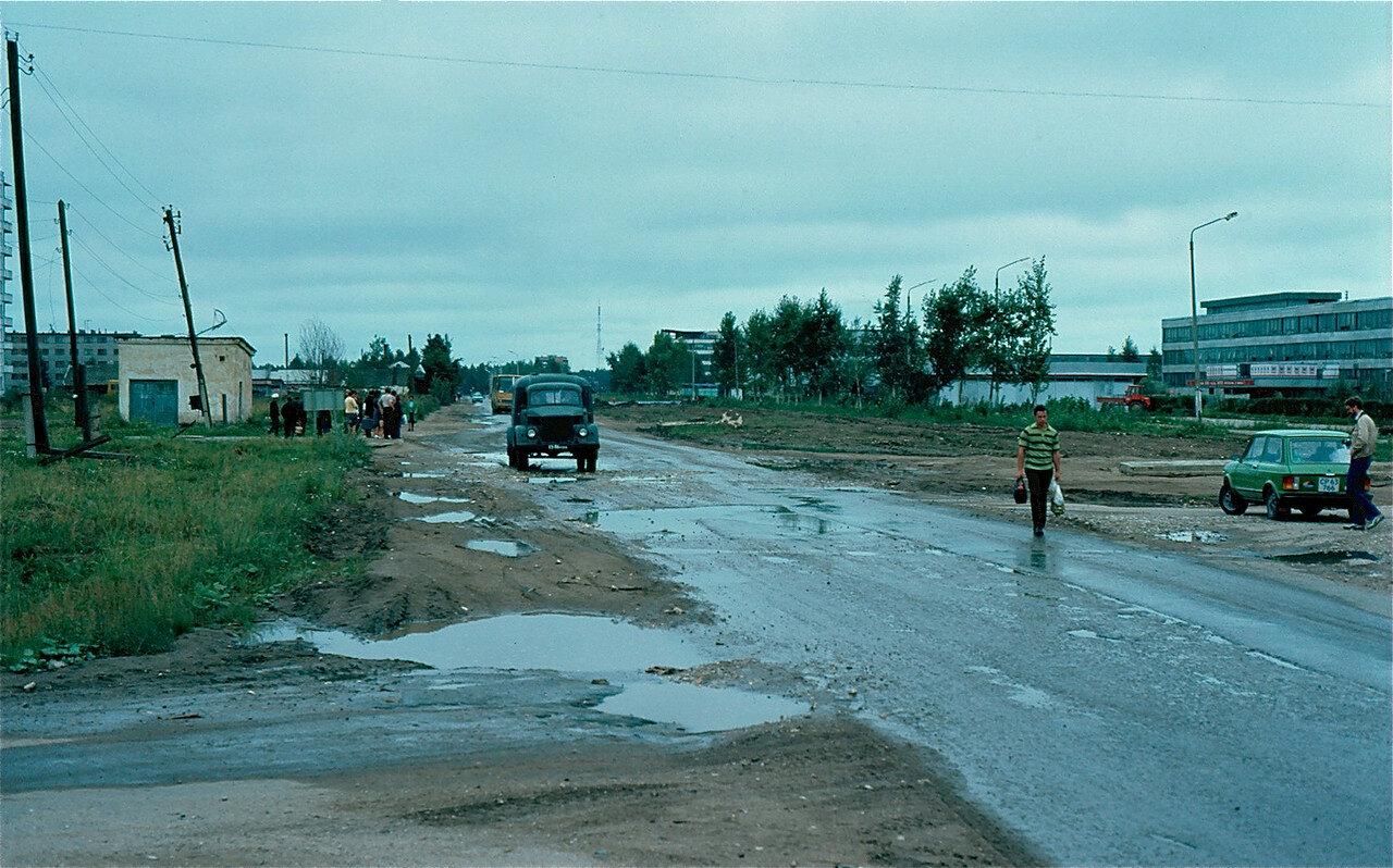 24. Скучный город Новгород