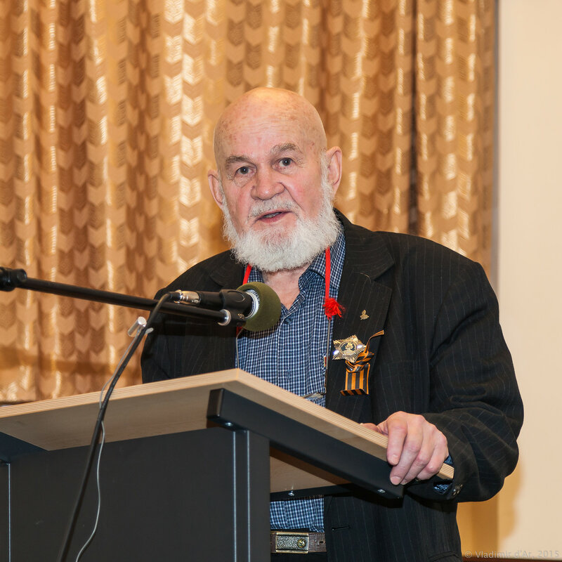 Праздничное собрание, посвященное 285-й годовщине со дня рождения Александра Суворова