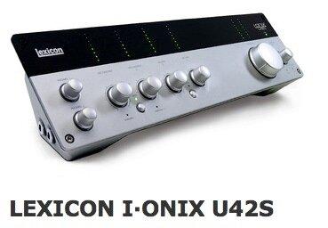 Lexicon i-onix u42s