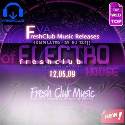 Fresh�lub Music Releases Of Electrohouse (12.05.20 ...