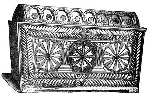 Jewish Symbols - Sarcophagus