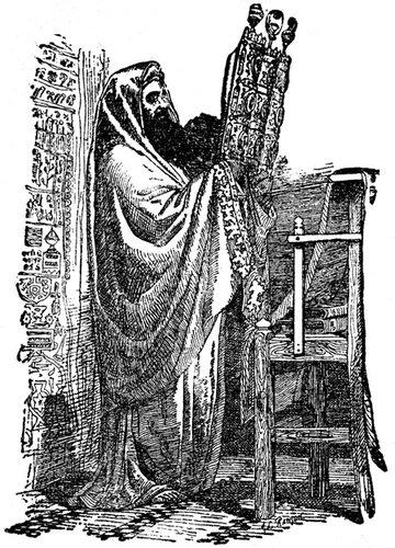 Jewish Symbols - Samaritan Priest