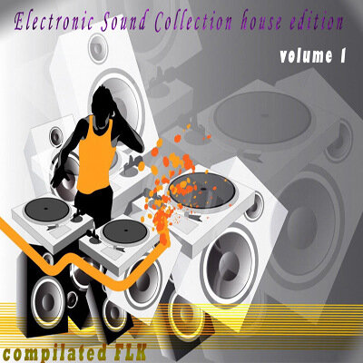 Electronic Sound collection house edition