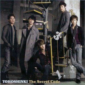 The Secret Code [2CD-DVD][4 яп. альбом] 0_2403f_5b1114be_M