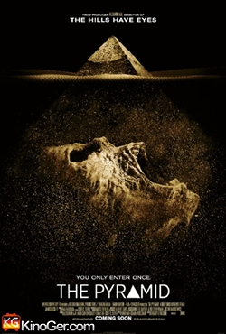 The Pyramid: Grab des Grauens (2014)