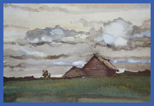 Пасмурный день.1948г.jpg