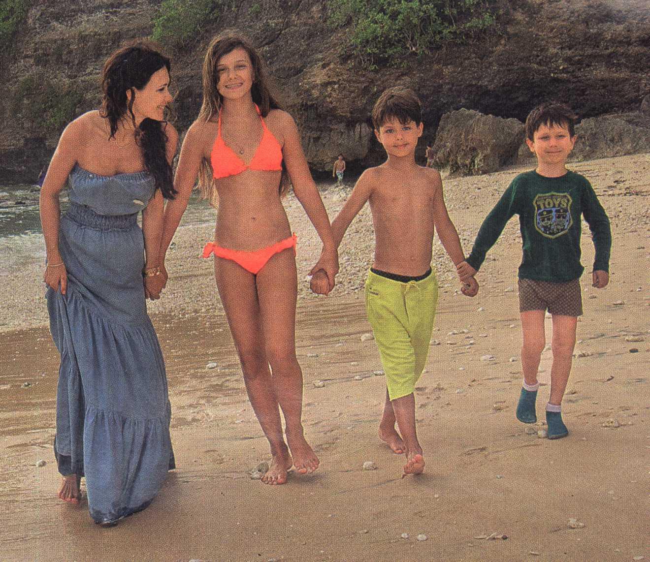 Катя климова фото ее дети