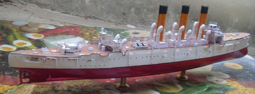 Крейсер аврора своими руками 54