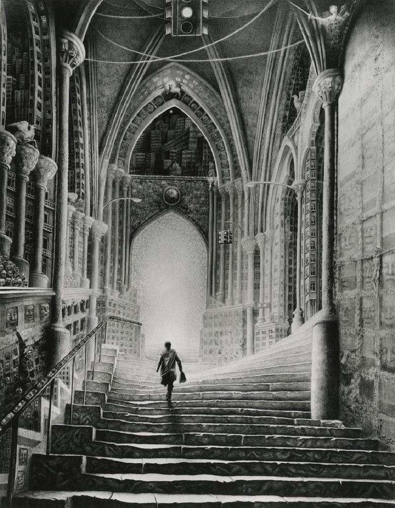 Странные рисунки Лори Липтон