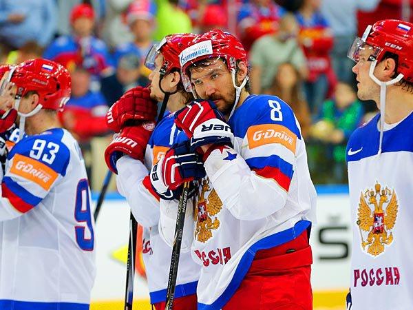 сегодня русские хоккеисты в европе важно
