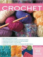 Книга The Complete Photo Guide to Crochet: Basics, Stitch Patterns, Projects for All Methods of Crochet