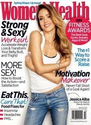 Журнал Womens Health - March 2013 (USA)