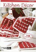 Книга Crochet Kitchen Decor