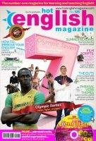 Аудиокнига Hot English Magazine № 125  2012 + Аудио мр3+pdf